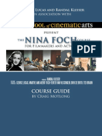 Nina Foch Course Guide