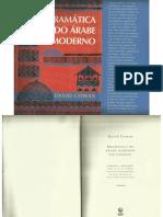 Gramática do Árabe Moderno David Cown.pdf