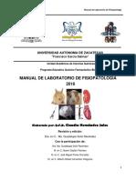 Manual de Fisiopatología 2016