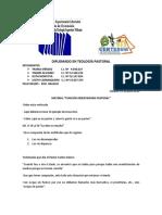 Lista Diplomado Clase Nº 4 Función Orientadora Pastoral
