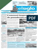 Edición Impresa Elsiglo 30-09-2016
