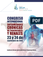 Brochure Congreso