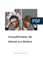 Farewell Frontier for iPad