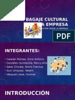 Bagaje Cultural de La Empresa