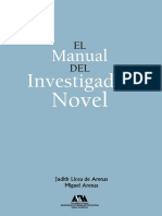 El manual del investigador novel