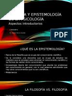 1. Historia y Epistemología de La Psicología