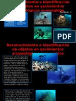 Reconocimiento e Identificación de Objetos en Yacimientos Arqueológicos