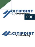 Citipoint Konstruct Logo