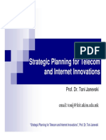 2.Telecom and Internet Innovations-Broadband Strategies and Innovations