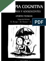 Bunge Gomar y Mandil Terapia Cognitiva Con Nic3b1os y Adolescentes Aportes Tc3a9cnicos.compressed