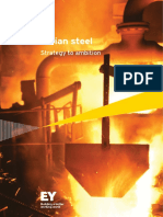 EY Indian Steel Strategy to Ambition