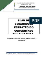 Plan Estratégico Chuquibamba