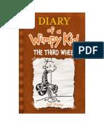 266740144 Diary of a Wimpy Kid 7 Third Heel PDF