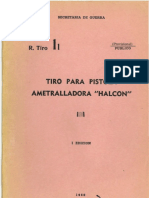 Argentine Halcon M943 Manual Spanish