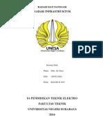 Radar Infrastructure Indonesian Version