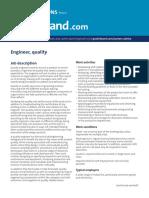 Engineer Quality