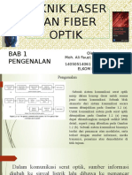 Optical Fiber Intoduction Indonesian Version