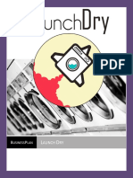 Business Plan LaunchDry