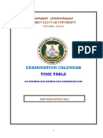 Thriuvalluvar University Exam Time Table_Nov_2016