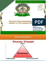 Gene for Genehypothesisitsvalidtyinthepresentscenario 141129111805 Conversion Gate02