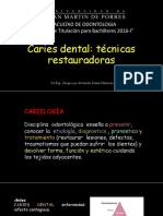 Caries Dental Dr Jorge Alamo