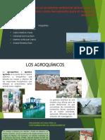 Agroquímicos Un Problema Ambiental Global