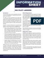 AMSA399 - Pilot Ladders