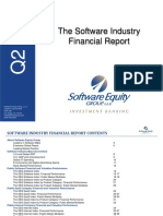Software Industry Financial Report 1Q16