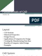 Ch-4 Fundamentals of CAD