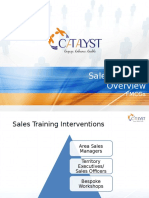 FMCG Training Modules-Catalyst