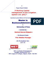 a study on imapact of stragic management of working capital.doc