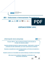 Ibs_soluciones e Innovaciones Tecnológicas_expoacotepac