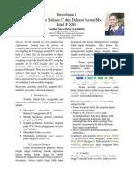 Yosafat Putra Purba_14S1416_Modul1_Praktikum Arsitektur Komputer_Compiler Bahasa C Dan Assembly