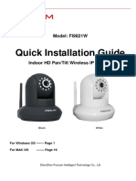 Quick Installation Guide-FI9821W