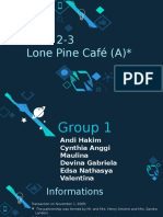 Lone Pine Cafe