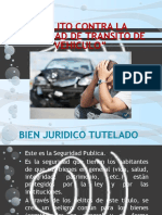 DELITO CONTRA LA SEGURIDAD DE TRANSITO.pptx