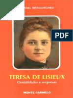 Teresa de Lisieux. Biografia