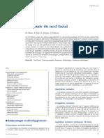 Anatomie Du Nerf Facial