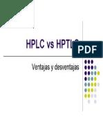 HPLC vs HPTLC
