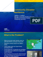 Cauffman-Community Disaster Resilience.pptx