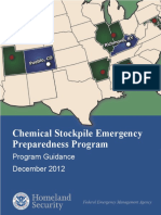 Chemical Stockpile Emergency Preparedness Program