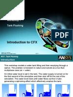CFX Intro 13.0 WS07 Tank Flush