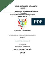 Ejercicios Radioenlace Puma Chavez
