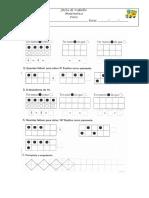 Fichas Novo Programa Matematica - 1.º Ciclo