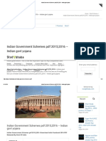 Indian Government Schemes pdf 2015,2016 - Indian govt yojana.pdf