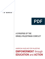 A Synopsis of the Israeli-Palestinian Conflict-8
