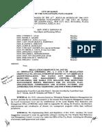 Iloilo City Regulation Ordinance 2015-282