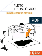 Panfleto Antipedagogico - Ricardo Moreno Castillo