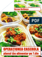 Operatiunea Caserola Planul Tau
