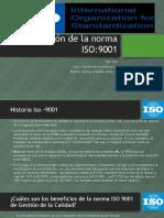 CALIDAD NORMA ISO 9001 - EVOLUCION.pptx
